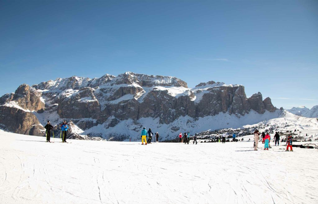 Sellaronda Ski