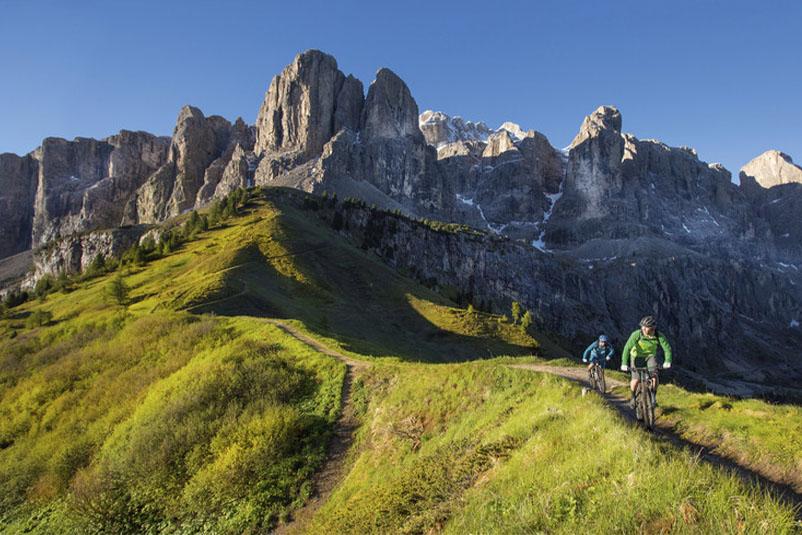 Escursioni in MTB in Val Badia