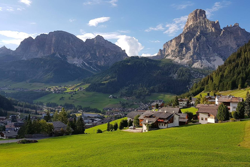 Corvara in Val Badia e Sassongher