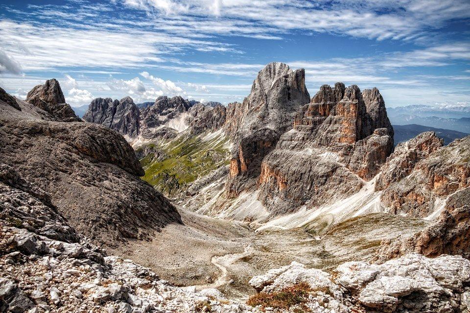 Valle del Vajolet e Gruppo del Catinaccio