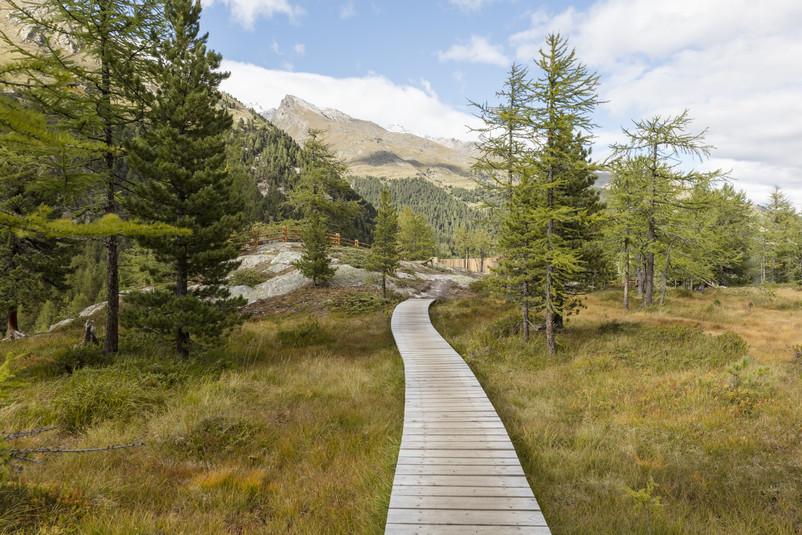 Escursioni Val Martello