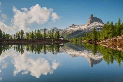 Croda da Lago Dolomiti Ampezzane