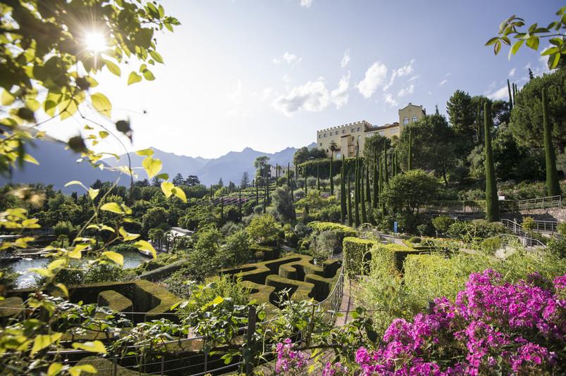 Giardini di Trauttmansdorf Merano